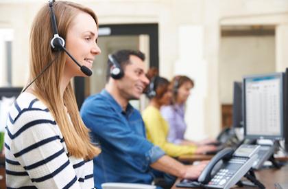 Телефония, контакт- и колл-центр