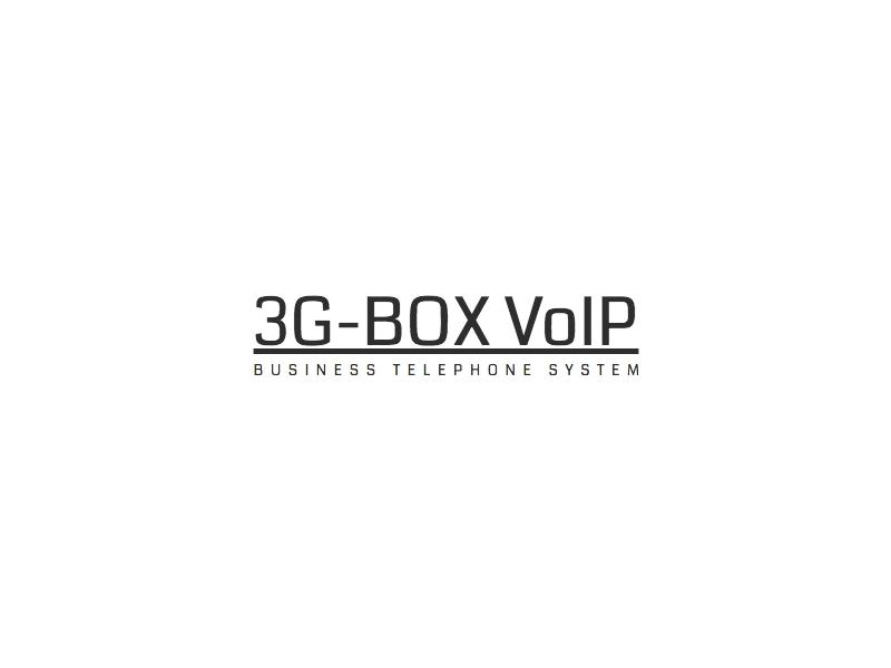Интеграция с телефонией 3G BOX