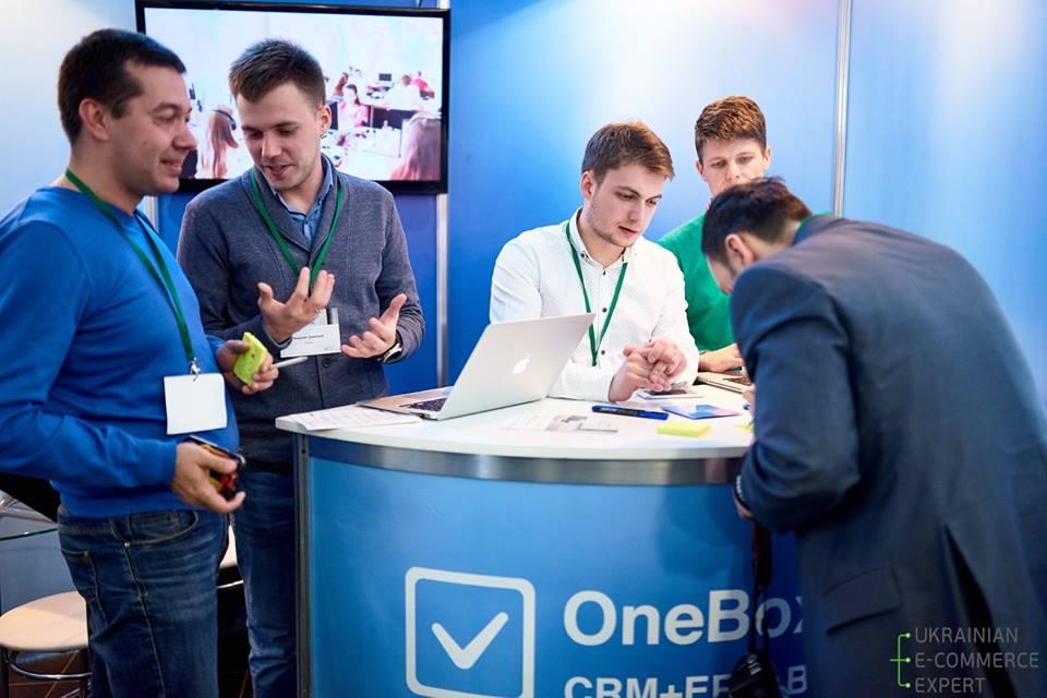 OneBox выступила официальным партнером CRM FORUM 2017