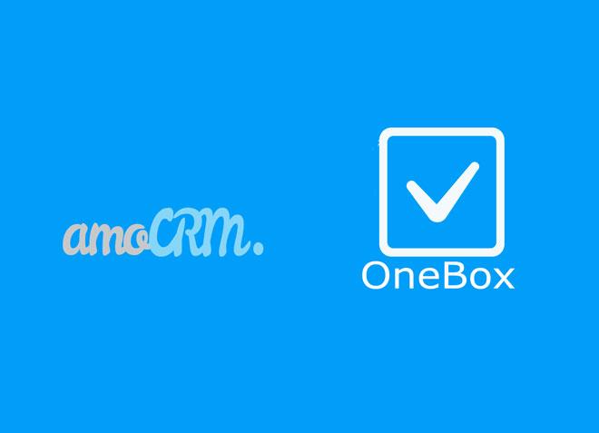 По просьбам клиентов создали конвертор данных из AmoCRM в OneBox