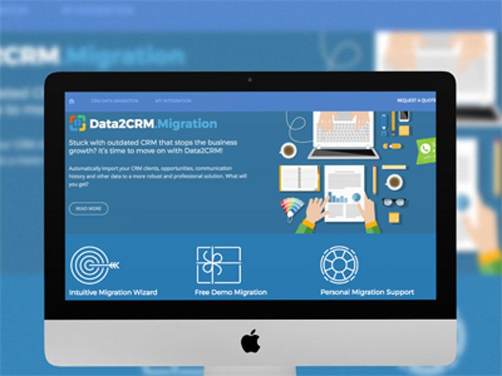 Сервис Data2CRM — данные из старой CRM в новую за пару часов