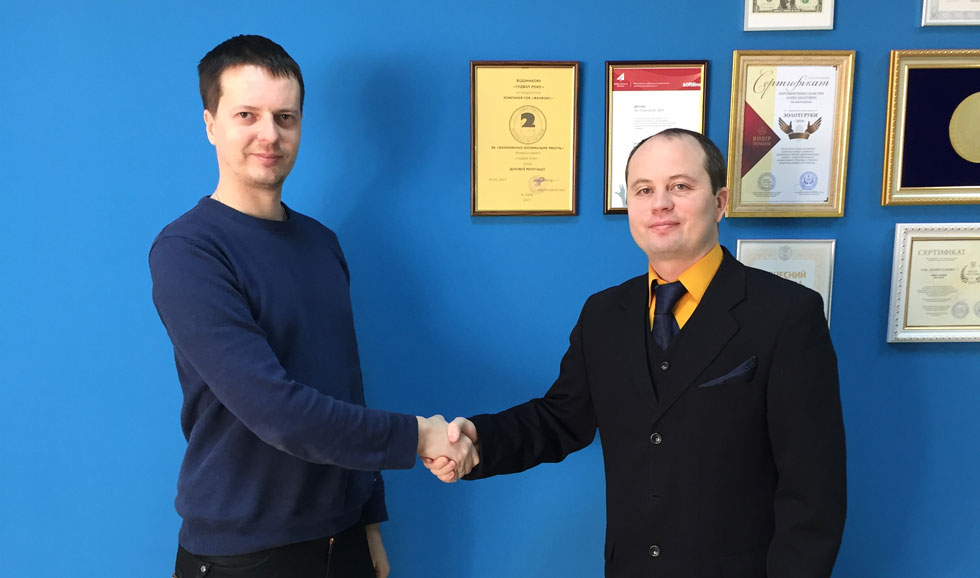 CRM-система «OneBox» награждена знаком отличия «Гудвилл года»