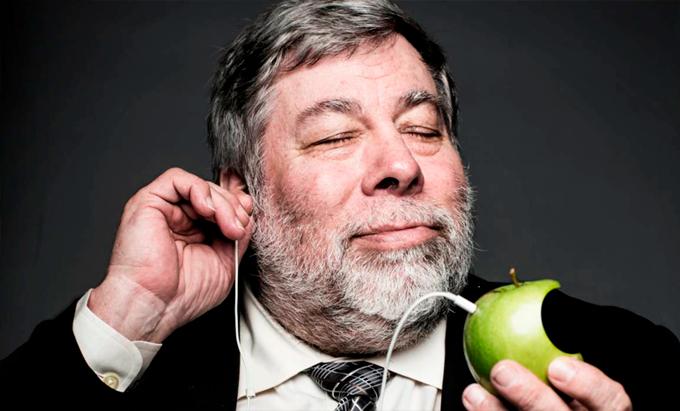 Стив Возняк – сооснователь Apple выступит в Киеве на Olerom Forum 1