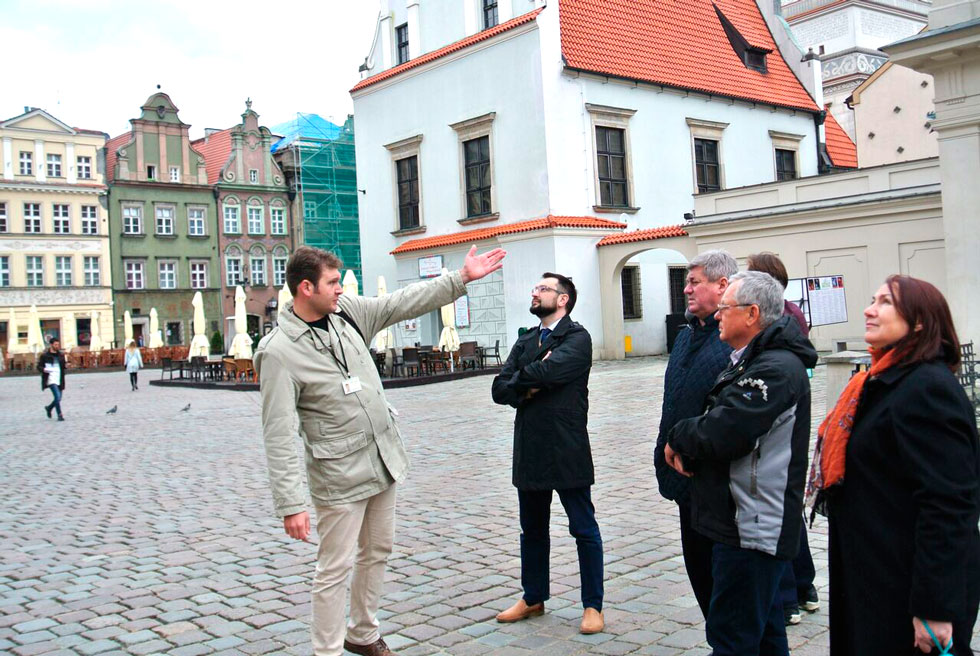 Компания OneBox участвовала в Х Международном бизнес-форуме в Польше