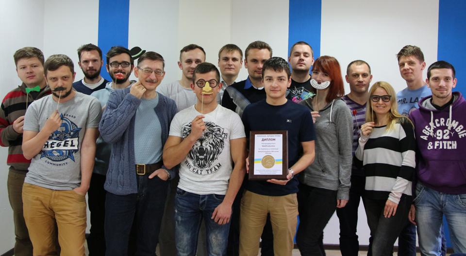 OneBox признан лучшей в Украине CRM в 2016 году
